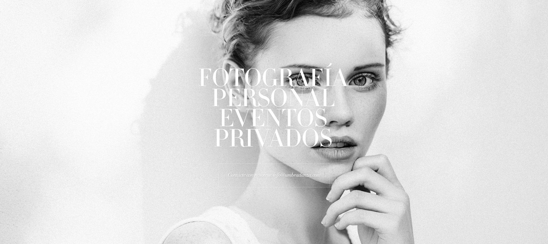 Umbradanza, fotografía modelos, books, retratos
