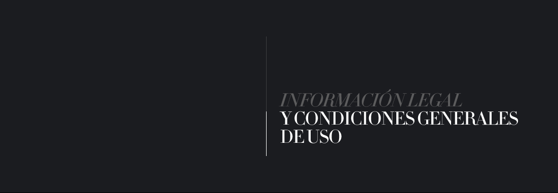 Información legal