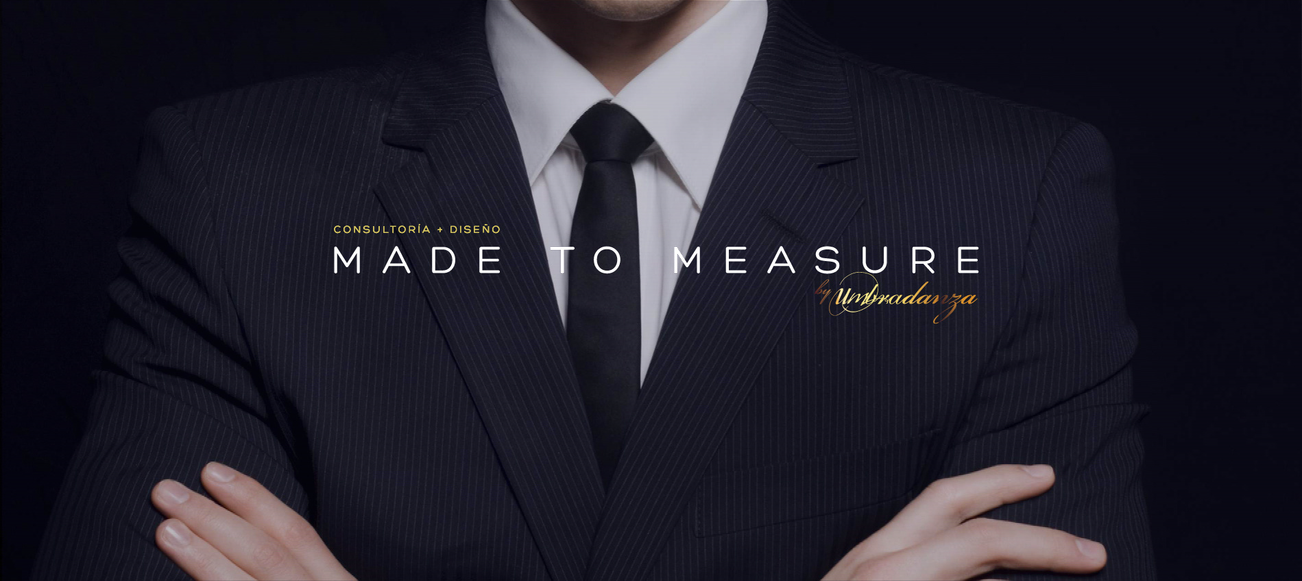 Consultoria de diseño corporativo. Made to Measure.