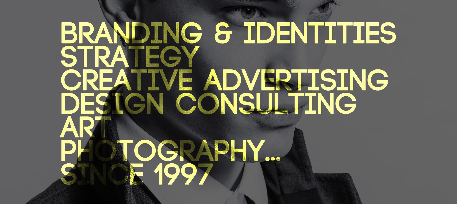Branding, Identities, Design, Consulting, Art, Photography